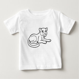 Leopard Jaguar or Panther Baby T-Shirt