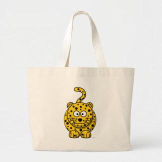 Leopard Jumbo Tote Bag