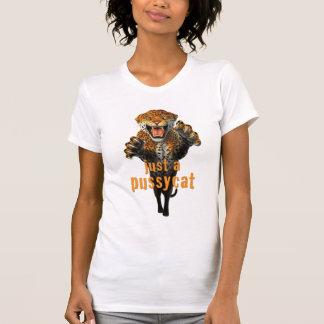 Leopard Just a Pussycat T-Shirt