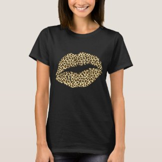 Leopard Kiss T-Shirt