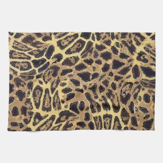 """Leopard Kitchen Towel 16"""" x 24"""""""