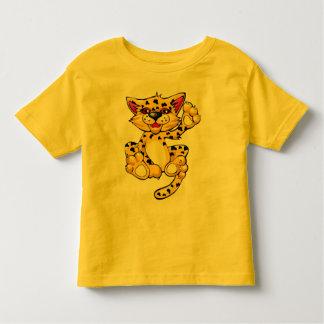 Leopard Kitten Toddler T-Shirt