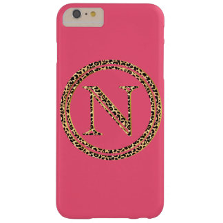 Leopard N Barely There iPhone 6 Plus Case