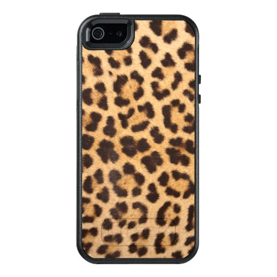 Leopard OtterBox iPhone 5/5s/SE Case