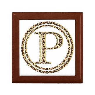 Leopard P Gift Box