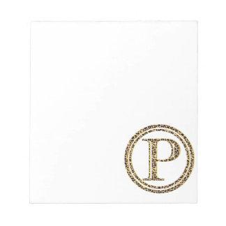 Leopard P Notepad