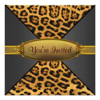 Leopard Party Announcements
