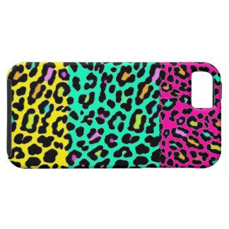 Leopard Party Tough iPhone 5 Case