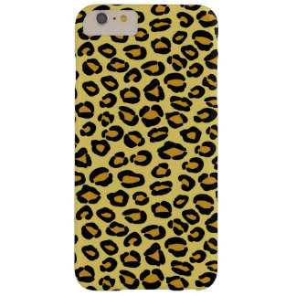 Leopard Pattern Barely There iPhone 6 Plus Case