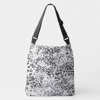 Leopard Pattern Crossbody Bag