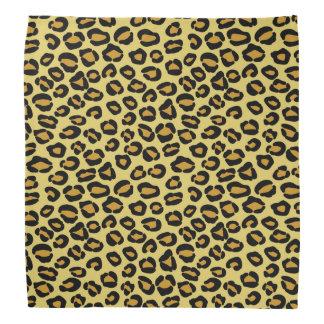 Leopard Pattern Head Kerchief