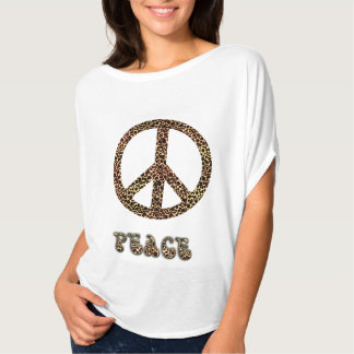 Leopard Peace T-Shirt