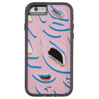 Leopard - Pink Tough Xtreme iPhone 6 Case
