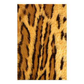 Leopard Pint exotic animal Stationery