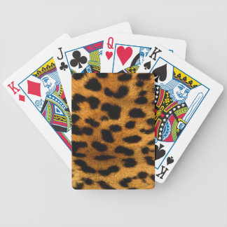 Leopard Playing Cards
