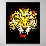 Leopard Poster Print - Leopard Posters - Big Cats