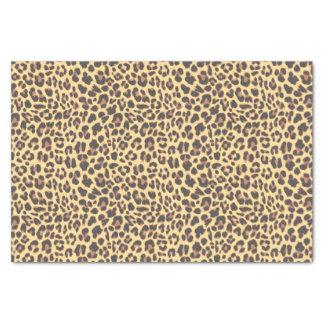 Leopard Print Animal Skin Pattern Tissue Paper