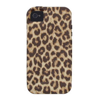 Leopard Print Apple iPhone 4 Case