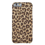 Leopard Print Apple iPhone 6 Case