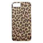 Leopard Print Apple iPhone 7 Case