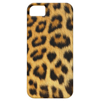 Leopard print barely there iPhone 5 case