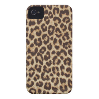 Leopard Print Blackberry Bold Case