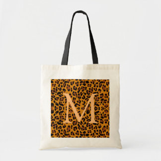 Leopard Print Budget Tote Bag