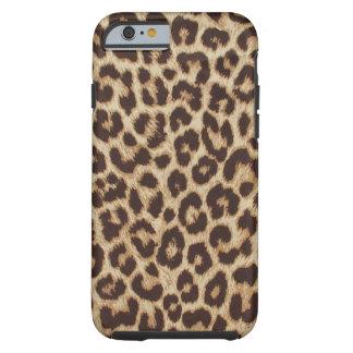 Leopard Print Case-Mate Tough iPhone 6 Case