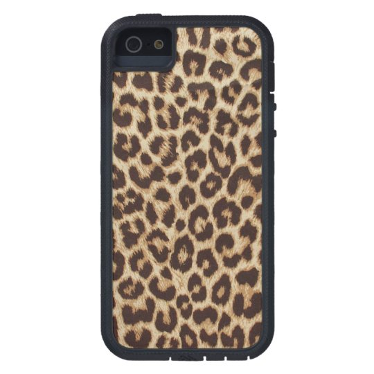 Leopard Print Case-Mate Tough Xtreme iPhone 5 Case