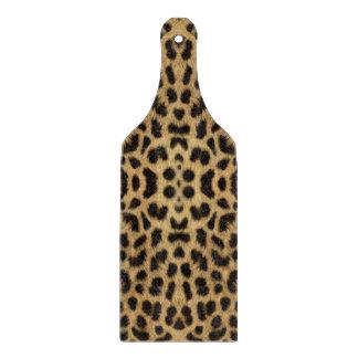 Leopard print Cutting Board
