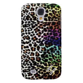 Leopard Print Galaxy S4 Case
