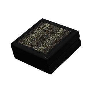Leopard print Gift Box