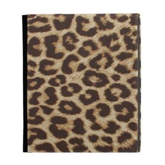 Leopard Print iPad Folio Case