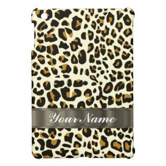 leopard print iPad mini case