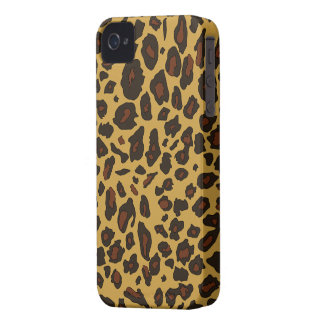 Leopard Print iPhone 4 Case