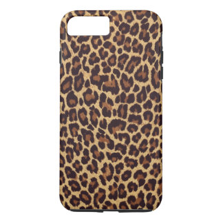 Leopard Print iPhone 8 Plus/7 Plus Case