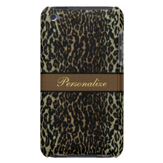 Leopard Print iPod Touch  Case Personalize