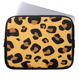 Leopard Print Laptop Sleeves