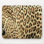 Leopard Print Mouse Mat