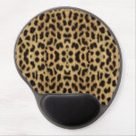 Leopard Print Mouse Pad Gel Mouse Pads