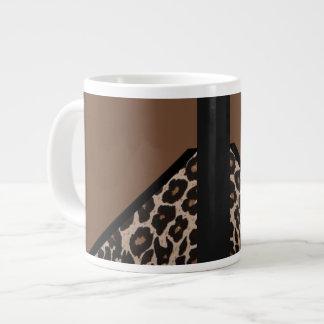 Leopard Print Mug Jumbo Mug