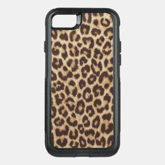 Leopard Print OtterBox Commuter iPhone 7 Case
