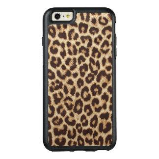 Leopard Print OtterBox Symmetry iPhone 6 Plus Case