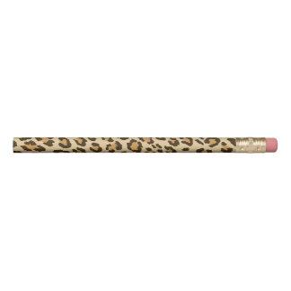 Leopard Print Pencil