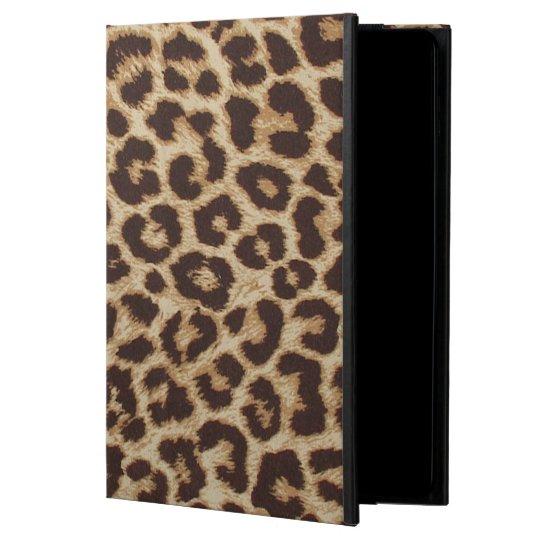 Leopard Print Powis iPad Air 2 Case