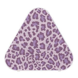 Leopard Print Purple and Lavender