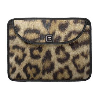 Leopard Print Sleeve For MacBooks