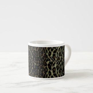 Leopard Print Specialty Mugs Espresso Mug
