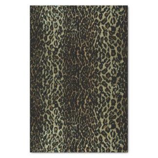 Leopard Print Tissue Paper Tissue Paper