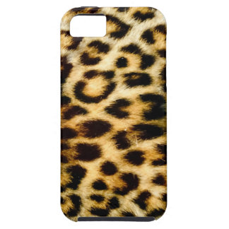 Leopard print tough iPhone 5 case